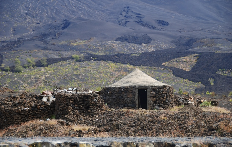 information and images of Fogo Island Cape Verde